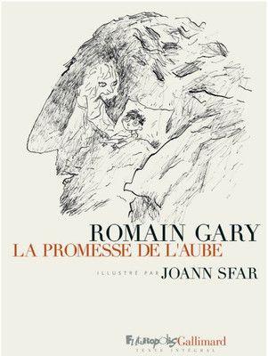 """""""La promesse de l'Aube"""" (Futuropolis-Gallimard)"""