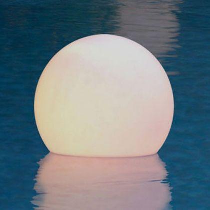sphere lumineuse acqua globo 40 slide