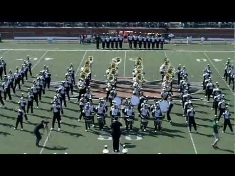 The OU Marching 110 - Gangnam Style - Halftime