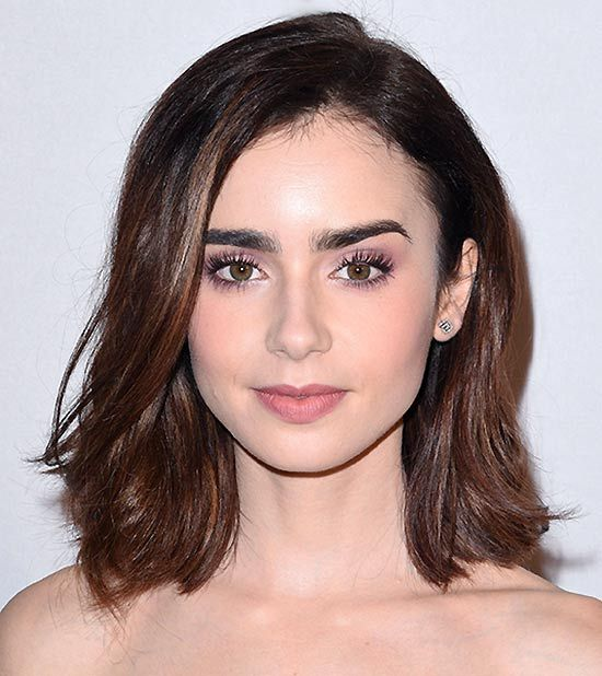 Lily Collins & her inconceivable beauty