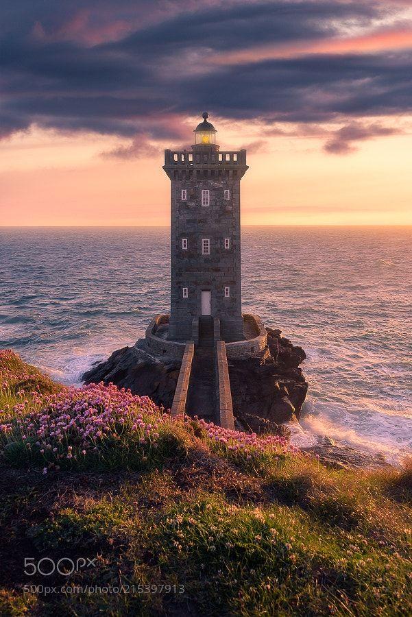 Kermorvan - Le Finistère est un des rares départements français à vous offrir de tels spectacles!