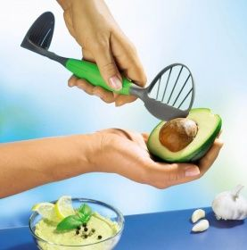 Avocado Profi Avocadoschneider Entkerner Guacamole Avocadomesser | Aleppo- Shop #rakuten #avocado