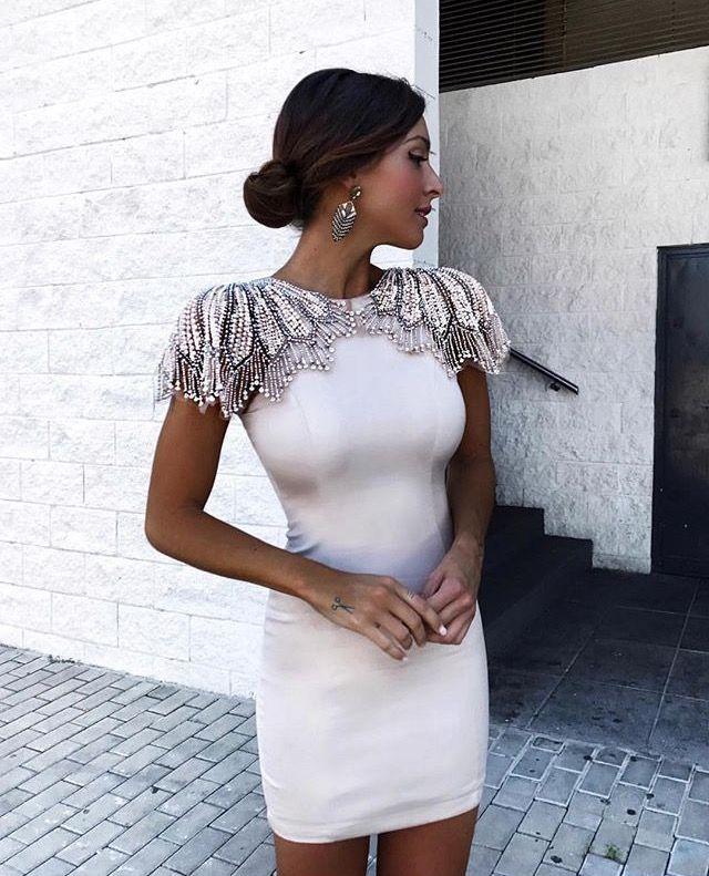 Rocío Osorno, winged dress