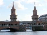 River Bridge East meets West Berlin
