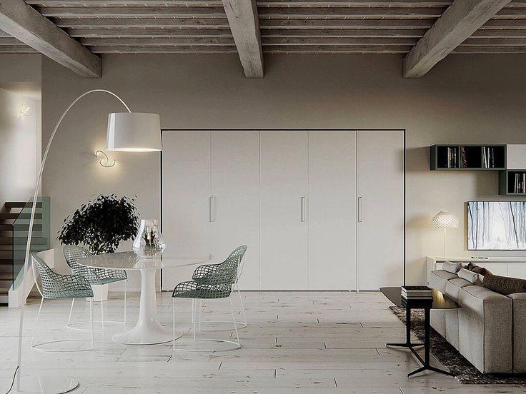 Aurora Cucine / GUAPA chair sempere#poli design for Midj