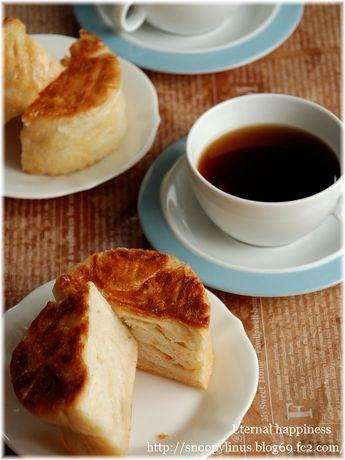 食文化もリバイバル!クイニーアマン - パン連載:おうちで楽しむ ... クイニーアマン345-460.jpg