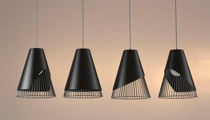 luminaires suspendus design pour déco de cuisine