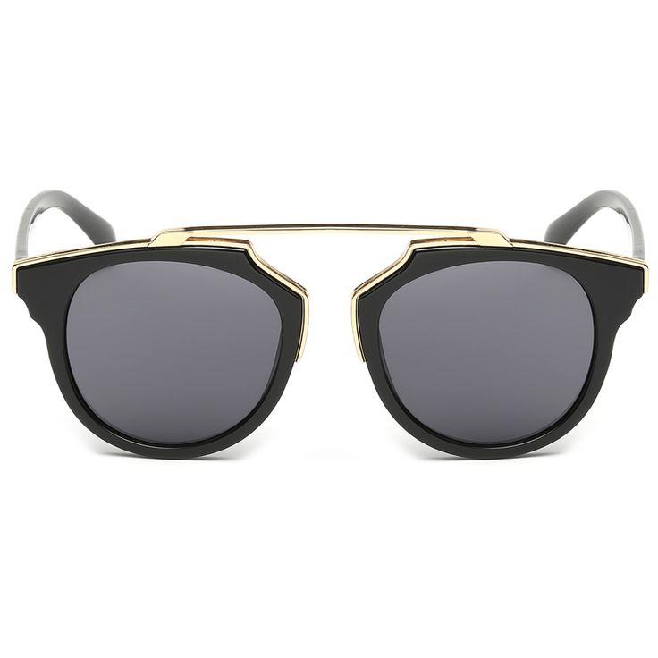 Fashion Cat Eye Sunglasses Women Brand Designer Vintage Sun Glasses Men Woman UV400 Glasses Oculos De Sol Feminino MA017 Do you want it #shop #beauty #Woman's fashion #Products #Classes