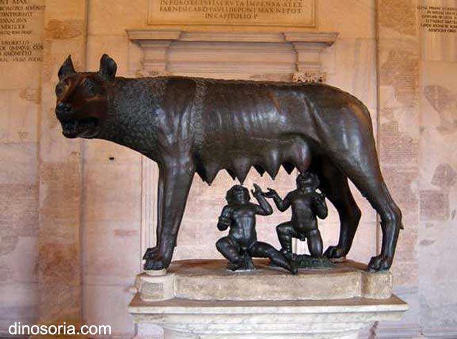 Mythologie et Religion: Fondation de Rome - Frawsy