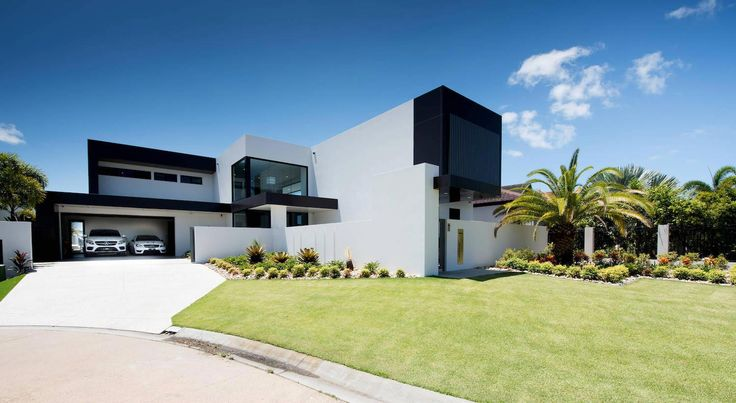 Rui Rosa Designs Has Designed This Sophisticated, Yet Functional Podlich  Home In Bongaree, Moreton · Home Design BlogsModerne ...