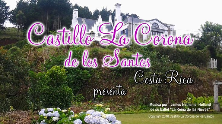 Video of La Corona de los Santos bed and breakfast in Costa Rica. Coffee tours, day trips to the beach tours, rafting and canopy and more, all off the Pan American Highway.