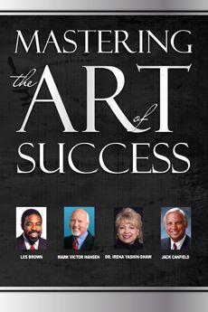 Mastering the Art of Success Dr. Irena Yashin-Shaw, keynote speaker and author, joins best-selling authors Les Brown (The Power of Purpose), Mark Victor Hansen (Chicken Soup for the Soul), and Jack Canfield (Chicken Soup for the Soul, The Success Principle: How to Get From Where You Are to Where You Want to Be) to offer time-tested strategies for success. $30.00 + GST To order, please click: http://www.innovationedge.com.au/shop/books/mastering-art-of-success