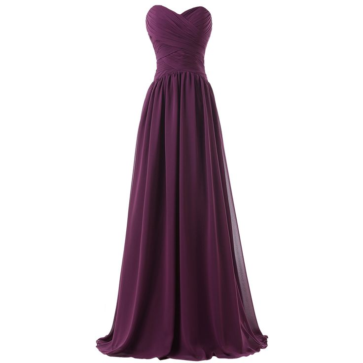 Aliexpress.com: Comprar Gracia Karin Uva Púrpura Damas de Honor Vestidos de Novia de La Gasa Larga Vestidos de Dama de Debajo de 50 Vestido de Fiesta 2016 Vestidos Formales de vestidos vestidos de noche fiable proveedores en Grace Karin Evening Dress Co. Limited