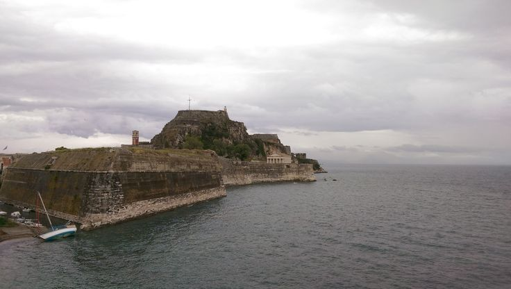 Old Fortress, Corfu Town