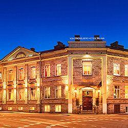 Von Stackelberg Hotel Tallinn on viihtyisä ja tyylikäs lifestyle-hotelli. Se on tehty baltiansaksalaisen paroni von Stackelbergin 1800-luvun kaupunkikartanoon. Toompean mäen juurelta on lyhyt kävelymatka keskiaikaiseen Vanhaankaupunkiin. #eckeröline #tallinna #tallinn #vonstackelberg