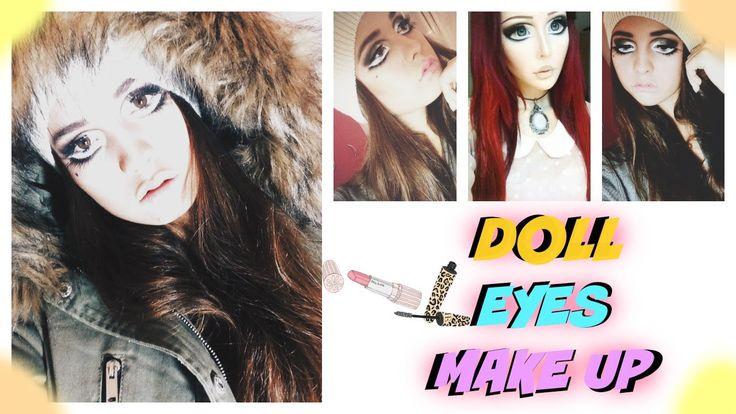 Doll EYES make up