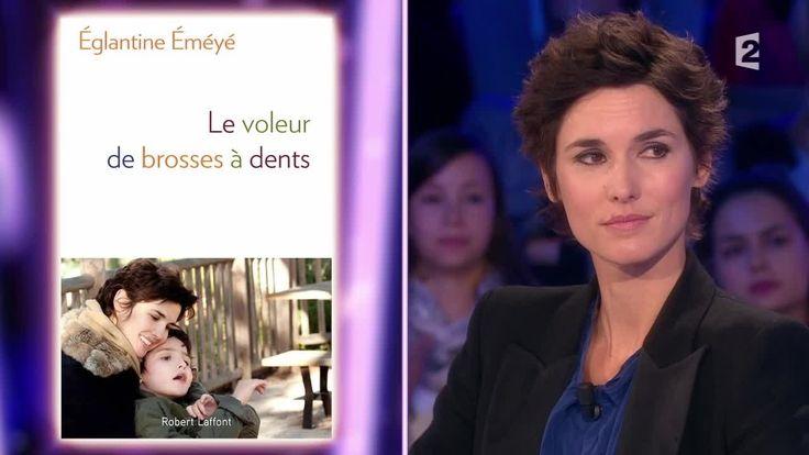 Eglantine Eméyé - On n'est pas couché 17 octobre 2015 #ONPC