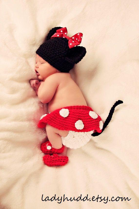 Rot Minnie Maus Kostüm große Foto-Stütze erhalten sie von LadyHudd
