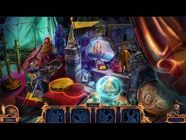 Standard Version of Royal Detective 3: Legend Of The Golem for PC: http://wholovegames.com/hidden-object/royal-detective-3-legend-of-the-golem.html Download Royal Detective 3: Legend Of The Golem Game for PC and restore order in Glanville, where annual fair turned into neverending nightmare!