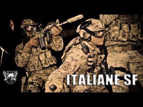 Italiane Special Forces - FORZE SPECIALI ITALIANE