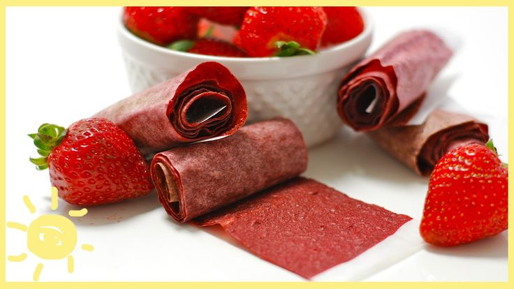 You only need fruit and honey to make these fun and easy fruit roll ups for kids. Subscribe for new vids M-W-F! http://bit.ly/sub2moms Like us on Facebook fo...