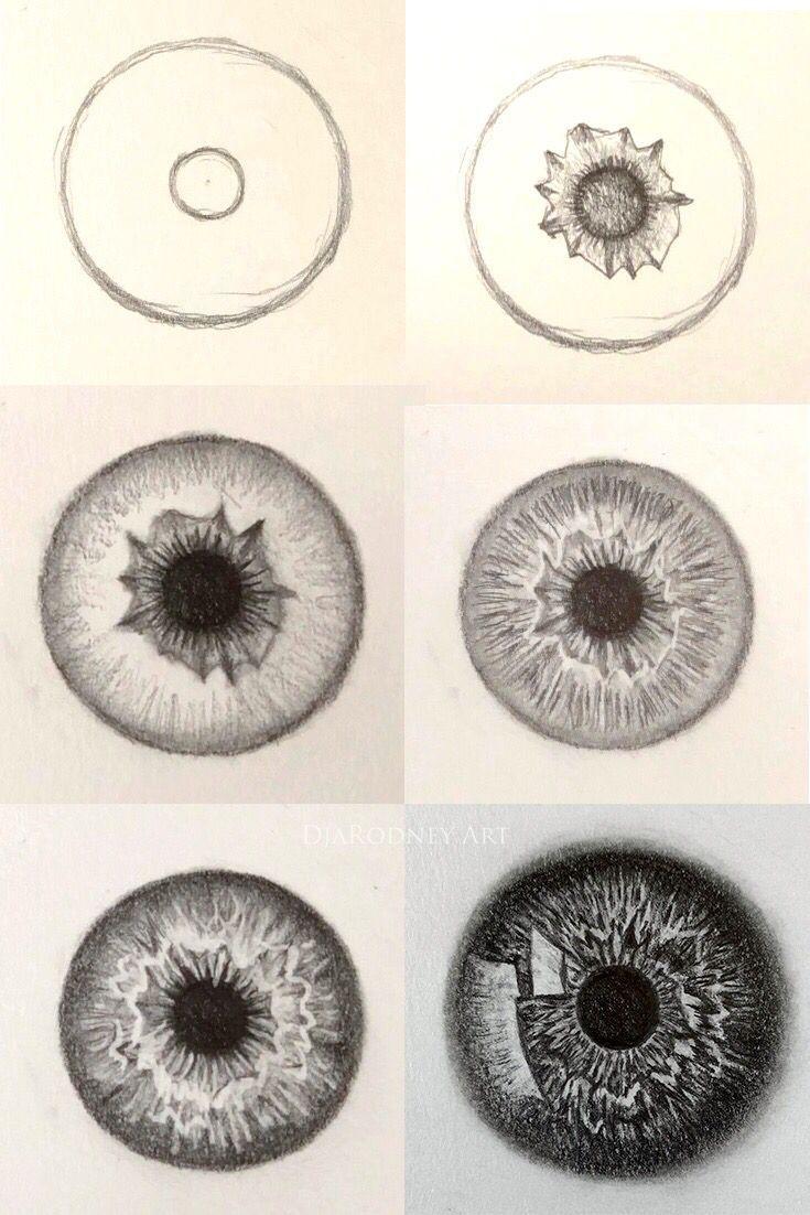 Drawing Eyeball 👁 – brujita