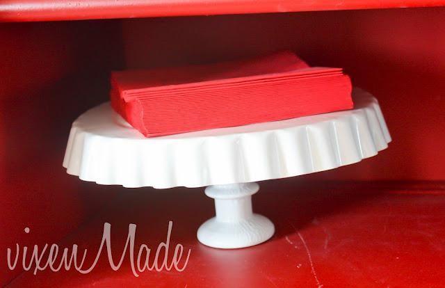 Mariages Rétro: Présentoirs à gâteaux faits maison