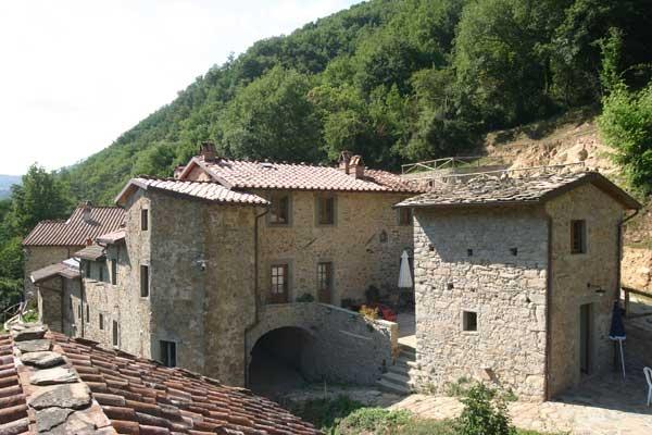 Pian di Fiume, Bagni di Lucca