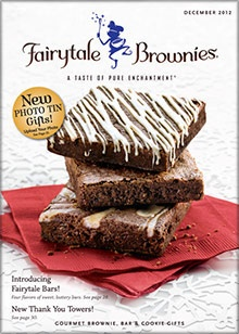 Picture of fairytale brownies from Fairytale Brownies catalog #SendingAllMyLove  @Catalogs