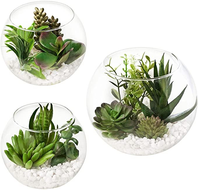Artificial Succulent Decoration DIY Fake Plant For Home Garden Arrangement HOT