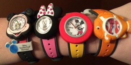 How To Turn Your Magicband Into A Watch in Three Easy Steps » The Main Street Mouse Best Disney Fan Site