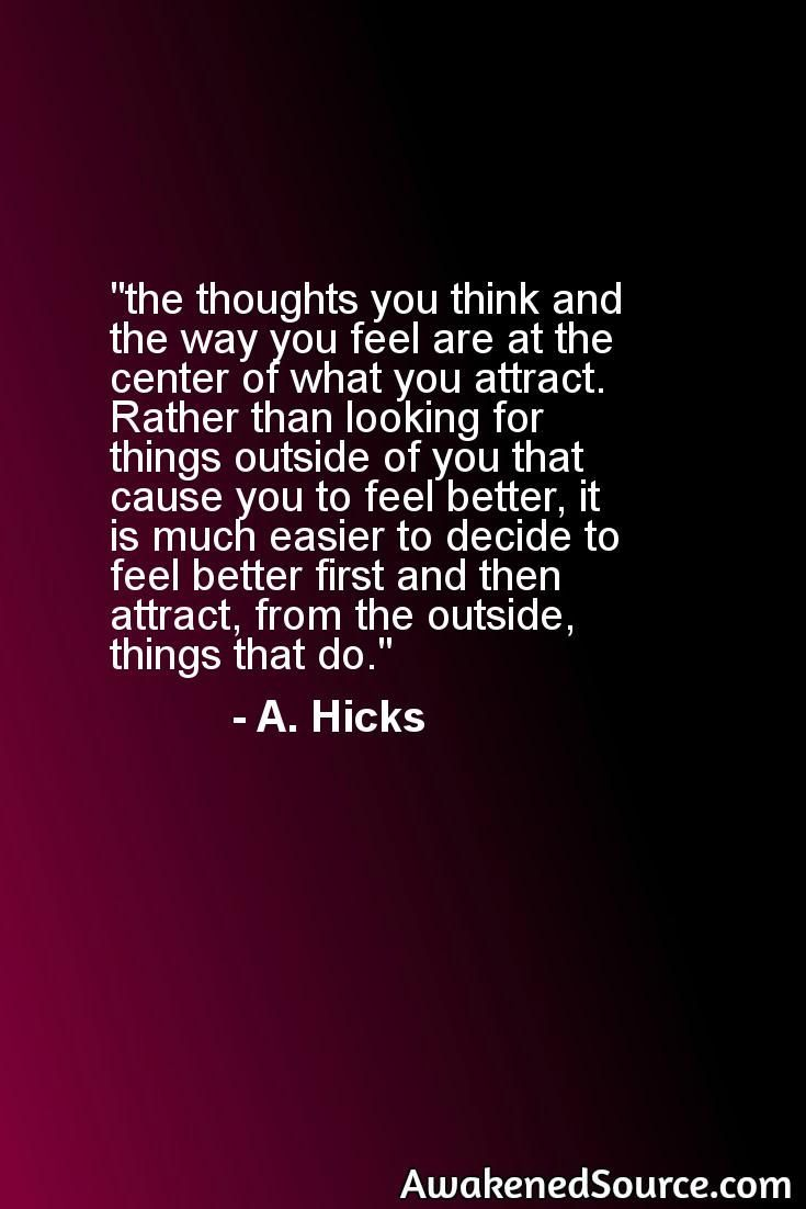 To learn more about Esther Hicks and Law Of Attraction please visit: http://awakenedsource.com