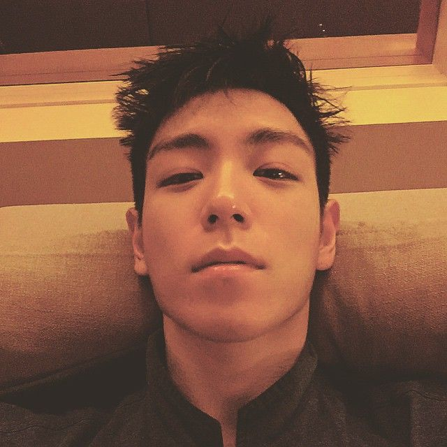 TOP's IG: Good Night Shanghai.