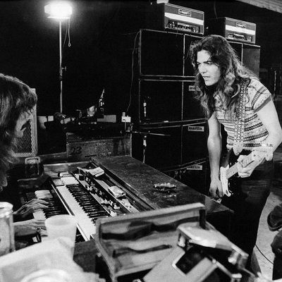 Today in 1975, Ritchie Blackmore quit Deep Purple to form his own band and was replaced by Tommy Bolin