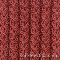 Knit Together | Cable and Twisted Stitch Patterns