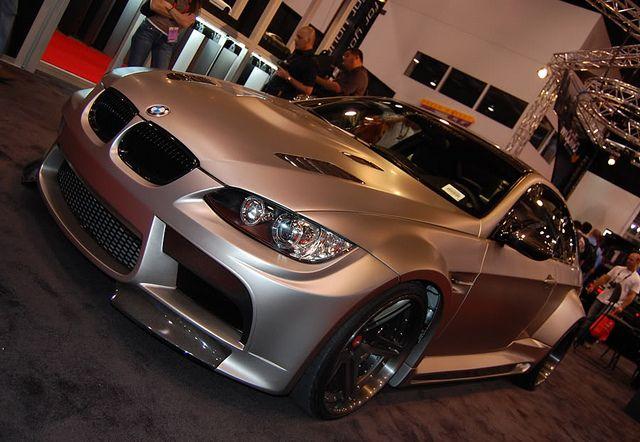 BMW M3 Widebody @ SEMA Show 2010