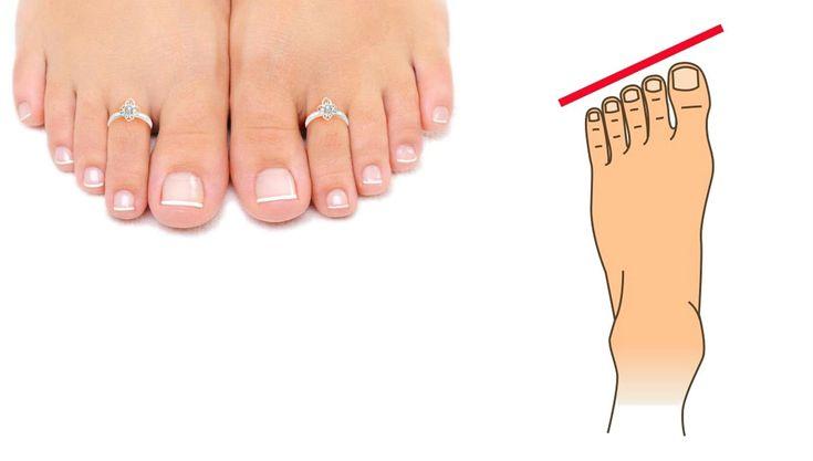 Estas son las 9 formas de los pies que revelan diferentes tipos de personalidad.
