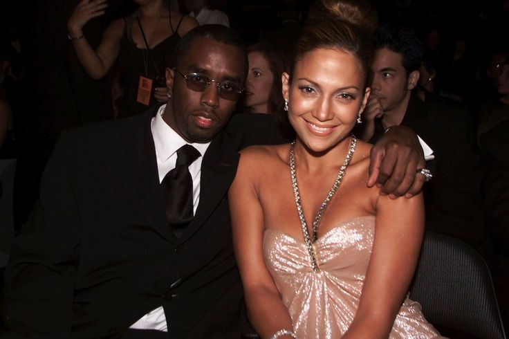 1999 - 2001. P. Diddy (Sean Combs) and Jennifer Lopez