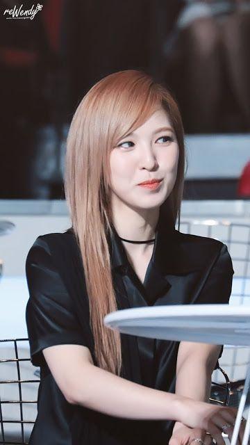 Red Velvet Wendy: Red Velvet's Wendy Son Seungwan