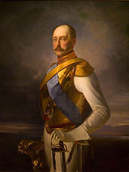 Mikołaj I Pawłowicz (ur. 6 lipca 1796 w Carskim Siole, zm. 2 marca 1855 w Petersburgu) – cesarz Rosji i wielki książę Finlandii od 1 grudnia 1825 (koronowany na cesarza 3 września 1826), w latach 1825–1831 król Polski (zdetronizowany przez Sejm); brat Aleksandra I (1777-1825), trzeci syn Pawła I (1754-1801), z dynastii Romanowów.