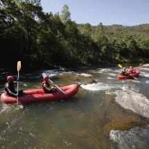 River Rafting - Sabie River Adventures. Sabie River Adventures offer outdoor adventure activities for individuals, families and corporate groups. All the activities start and finish at our one-stop Adventure Centre situated in the beautiful Sabie River Valley just outside Hazyview, Mpumalanga.