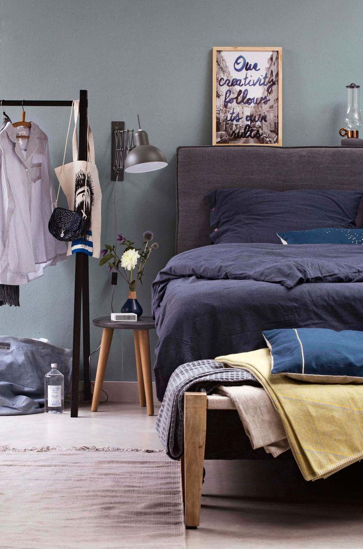 Meer dan 1000 ideeën over grijsgroen slaapkamers op pinterest ...
