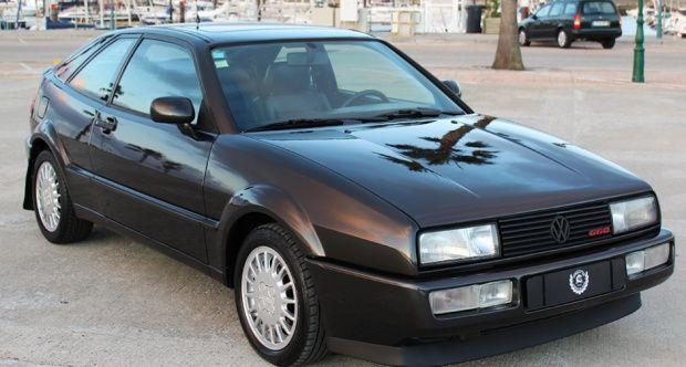 1990 VW Corrado  - G60 Karmann