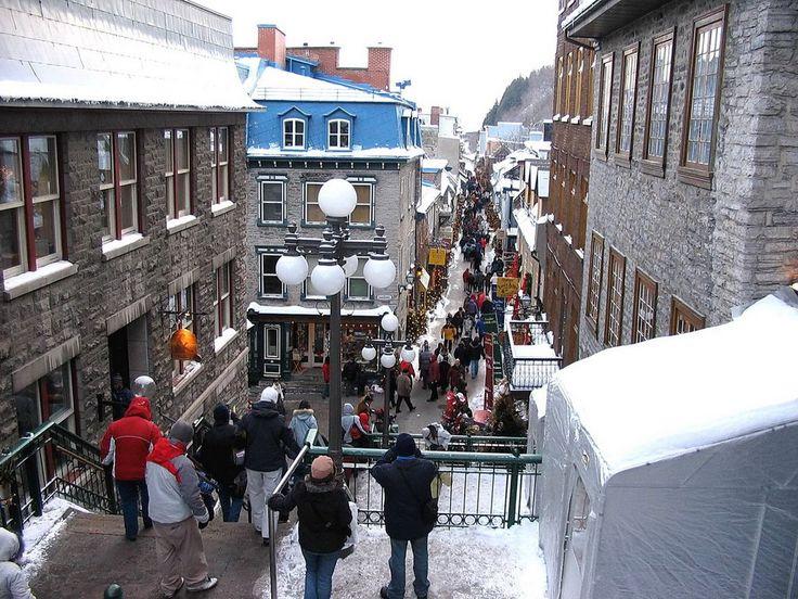Old Quebec City - Bing Images