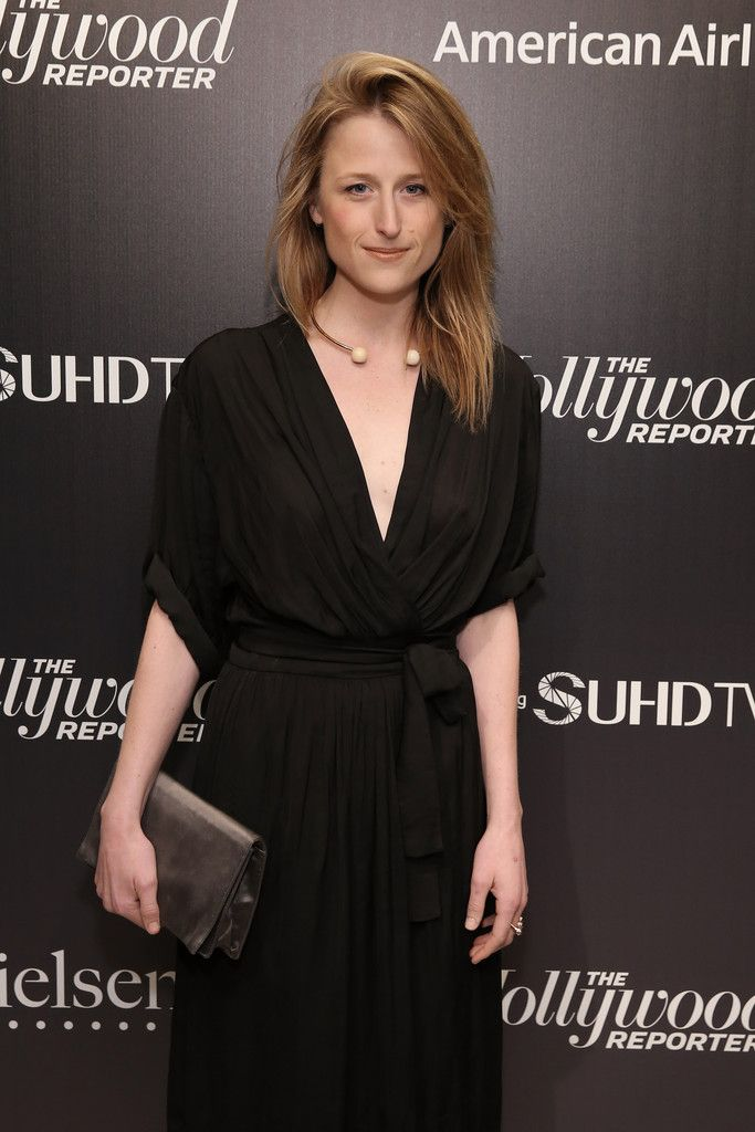 Mamie Gummer attends 'The 35 Most Powerful People In Media' celebrated by The Hollywoood Reporter at Four Seasons Restaurant on April 8, 2015 in New York City.