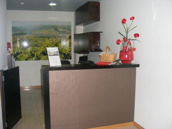 Hotel Folgosa Douro - Lobby - Reception