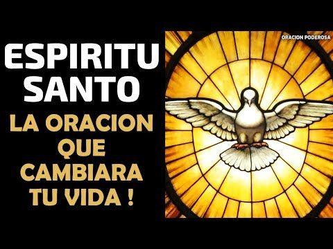 La oración al Espíritu Santo que cambiará tu vida! – YouTube