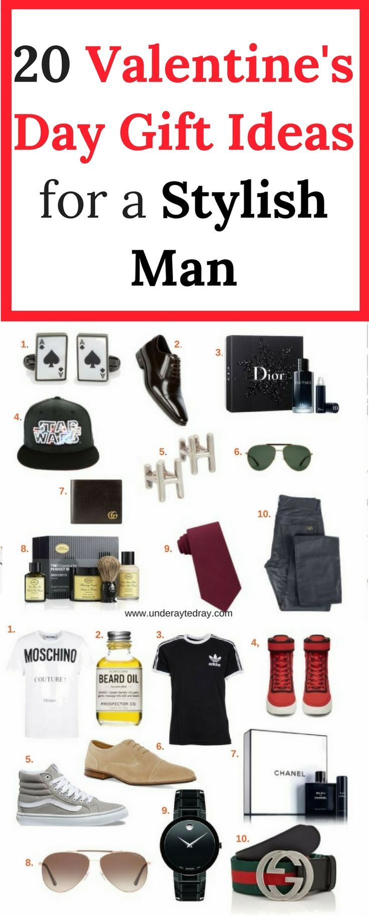 Top 20 gifts luxury for men forecast to wear for summer in 2019