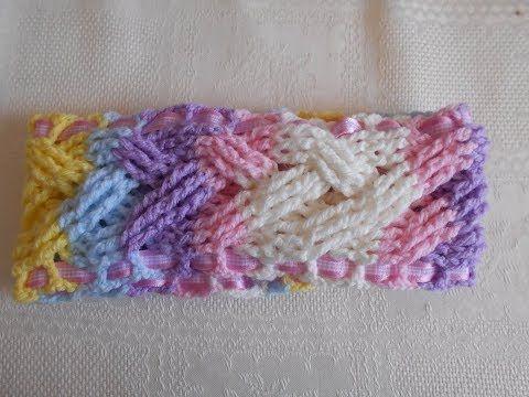 Punto hojas 3D (¡con mucho relieve!) tejido a crochet - Tejiendo Perú - YouTube