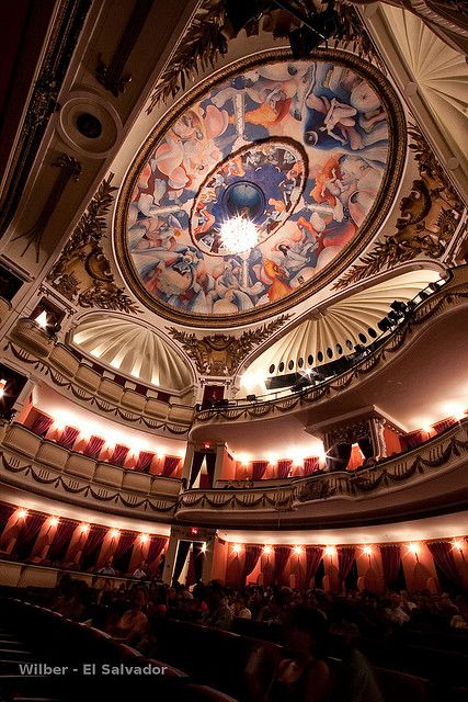 Teatro Nacional / El Salvador